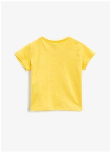 Koton Eşofman Altı Sarı